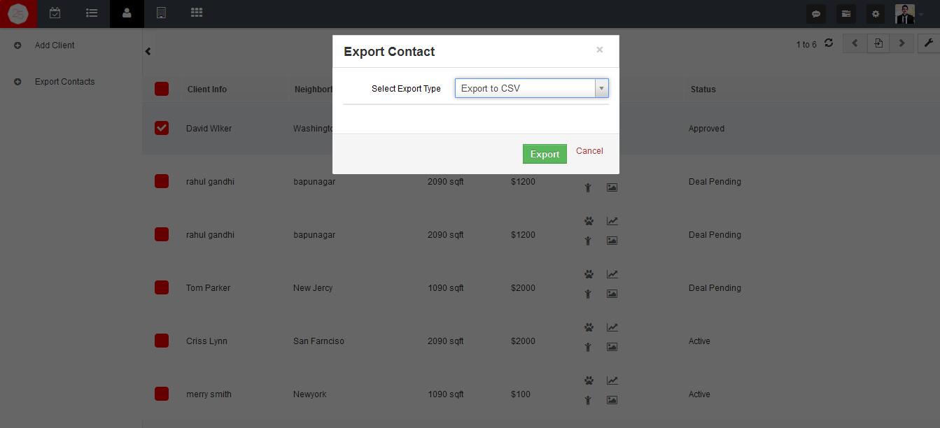 contact-export-csv