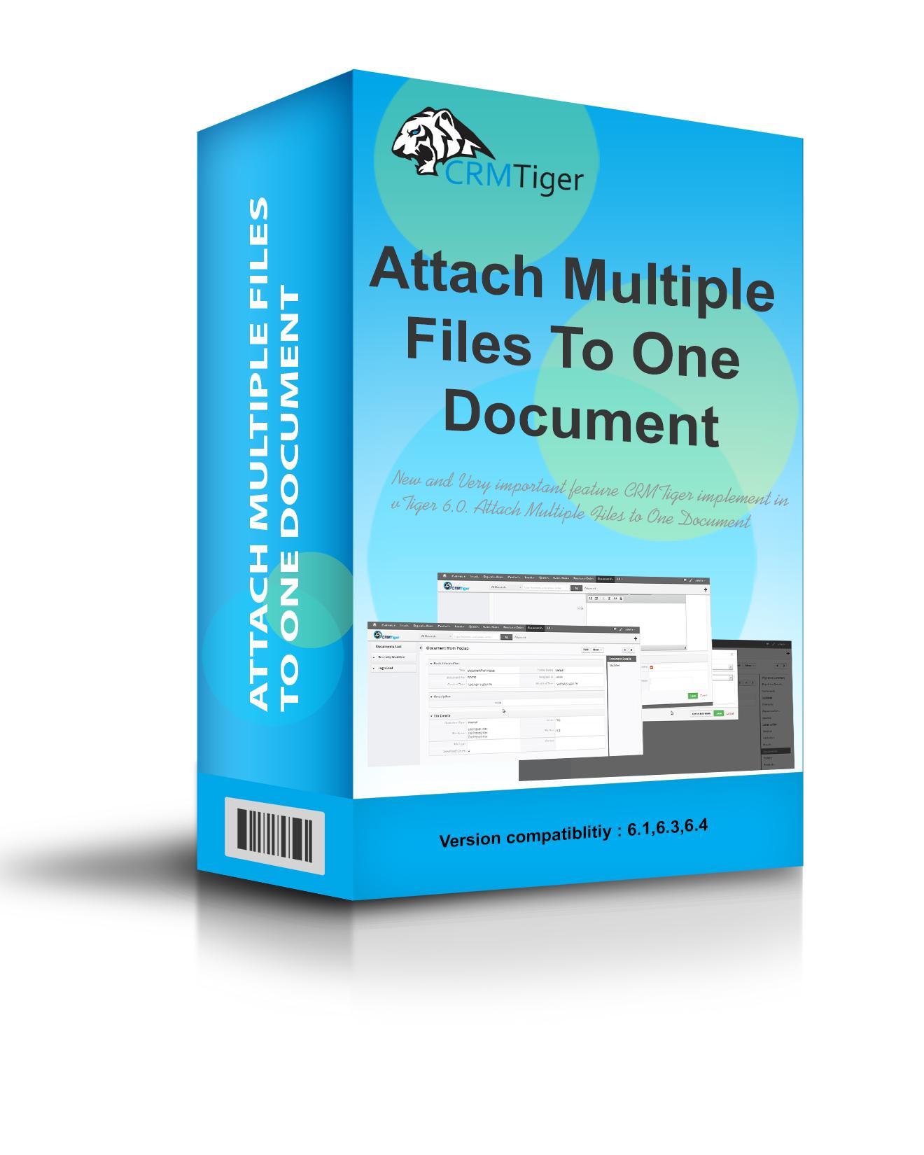 AttachMultipleFilesToOneDocument