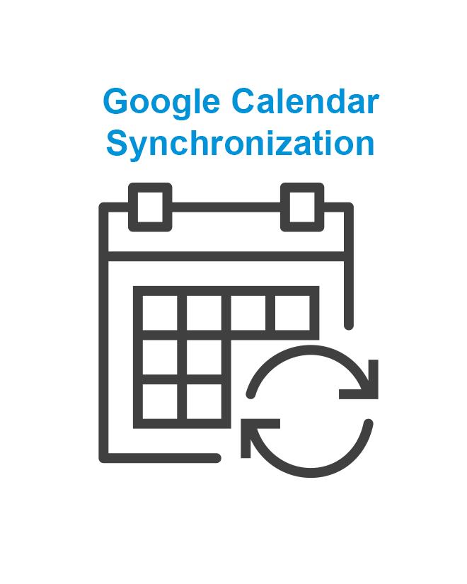 Google-calendar-synchronization