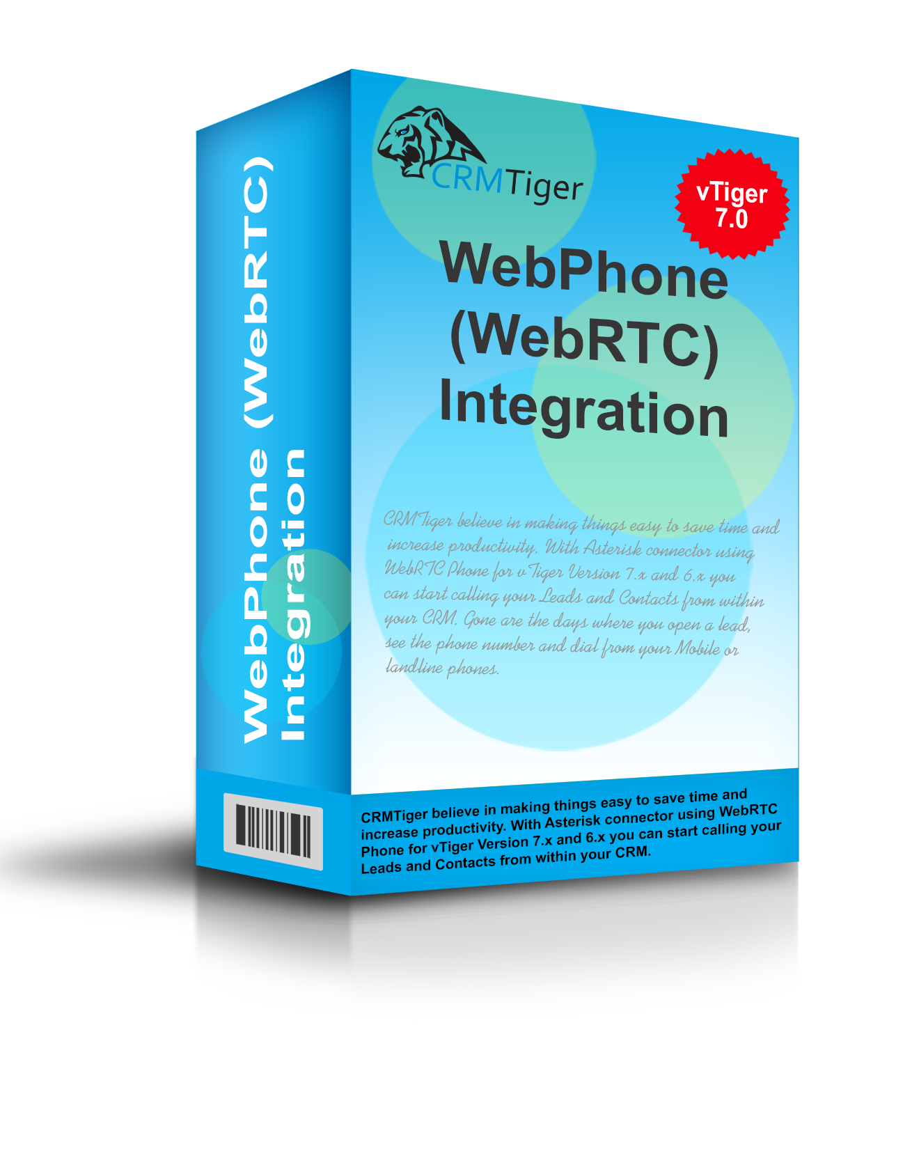 WebPhone-WebRTC-Integration